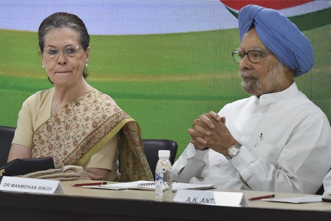 Street fight, not social media: Sonia's revival plan