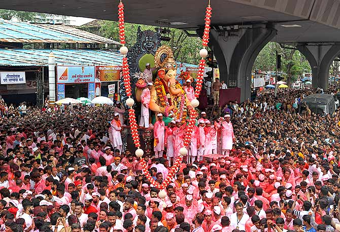 No Lalbaughcha Raja this yr for first time in history