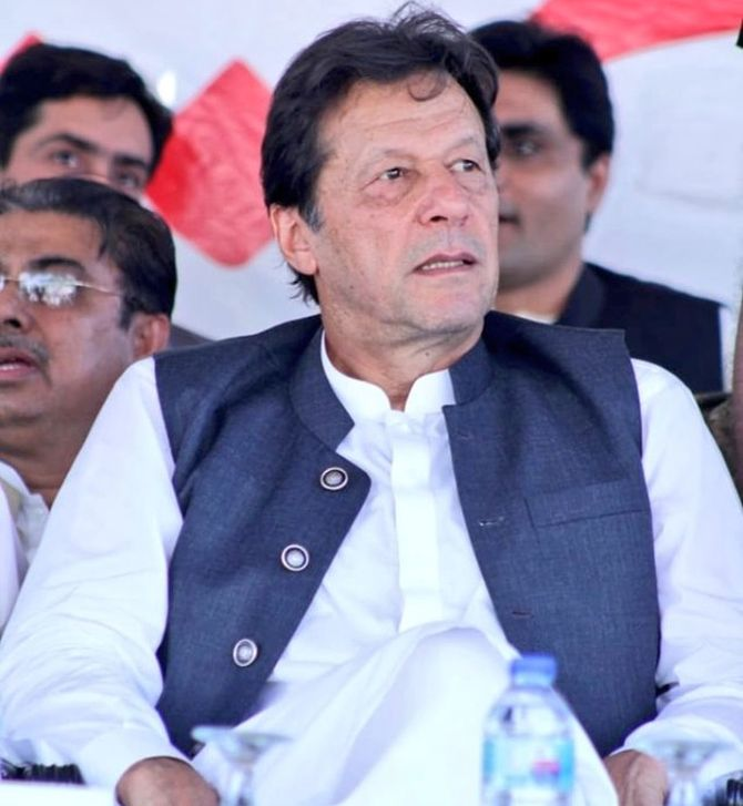 Pak could lose in a conventional war with India: Imran
