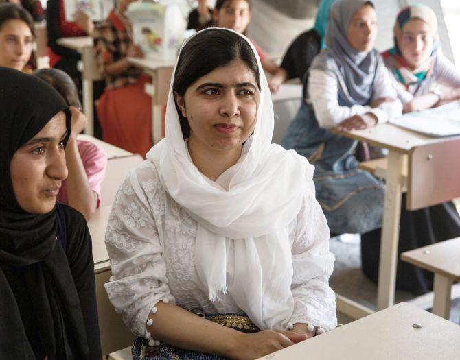 Taliban terrorist who shot Malala escapes Pak prison - Rediff.com India News