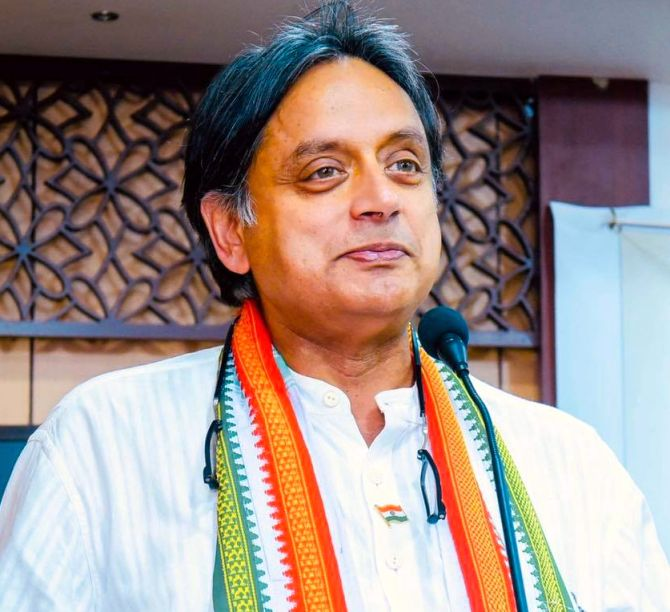 Shashi Tharoor to head Parliamentary Committee on IT