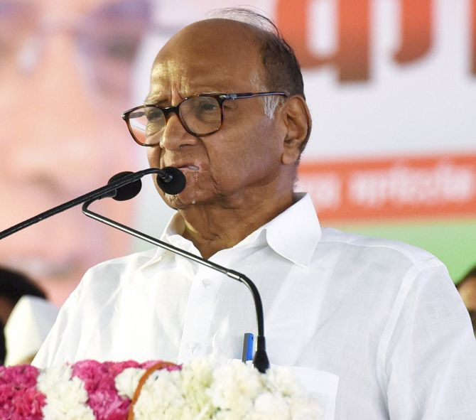 People will take care of 'cowards': Pawar on deserters