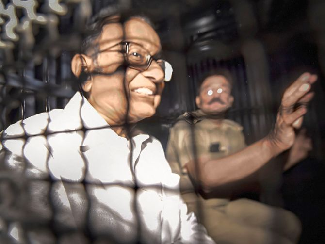 INX Media case: Chidambaram to stay in jail till Oct 3