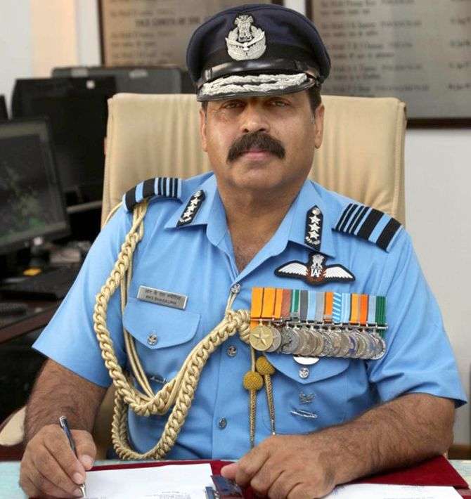 Air Marshal RKS Bhadauria to be next IAF chief