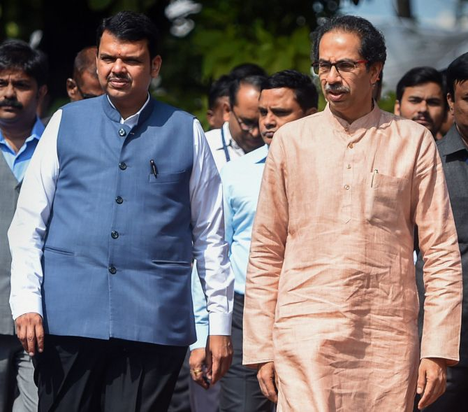 Sena-BJP yet to seal pact for Maharashtra polls
