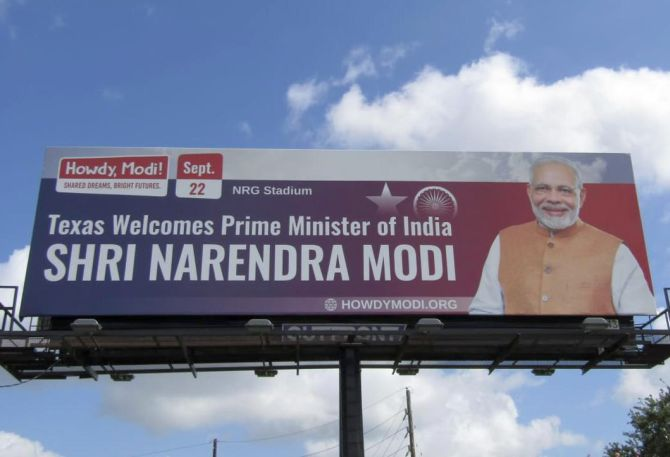 'Howdy, Modi': Houston all set to welcome PM