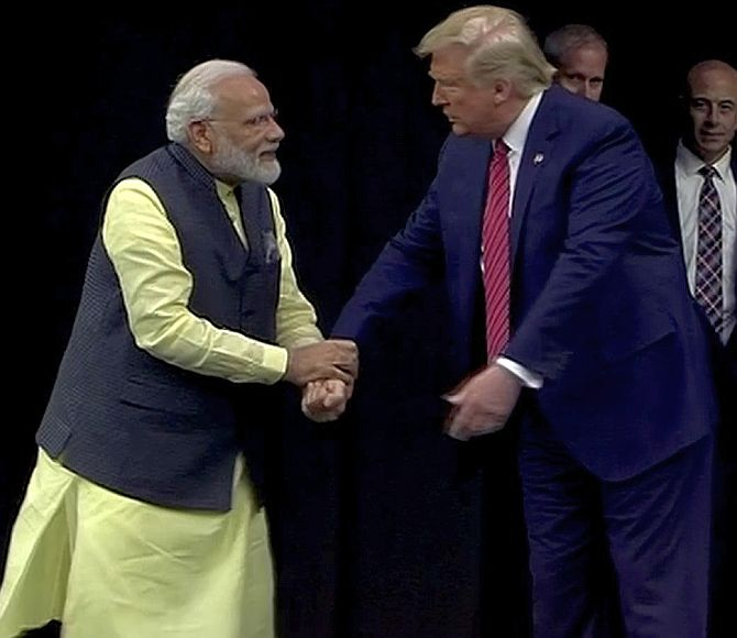 Modi has edge on Facebook with 1.5 bn people: Trump