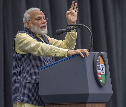 Watch: Highlights of PM's 'Howdy Modi' event