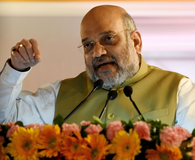 Shah proposes idea of multipurpose ID card