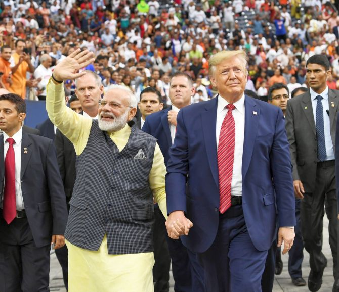 Did 'Howdy Modi' really help India?