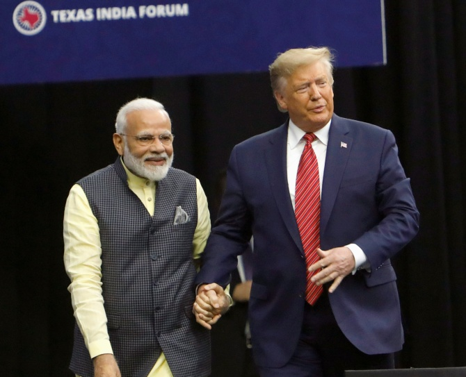 'Won't be forgotten': Trump thanks India for HCQ