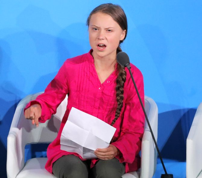 'How dare you?': Greta Thunberg blasts world leaders