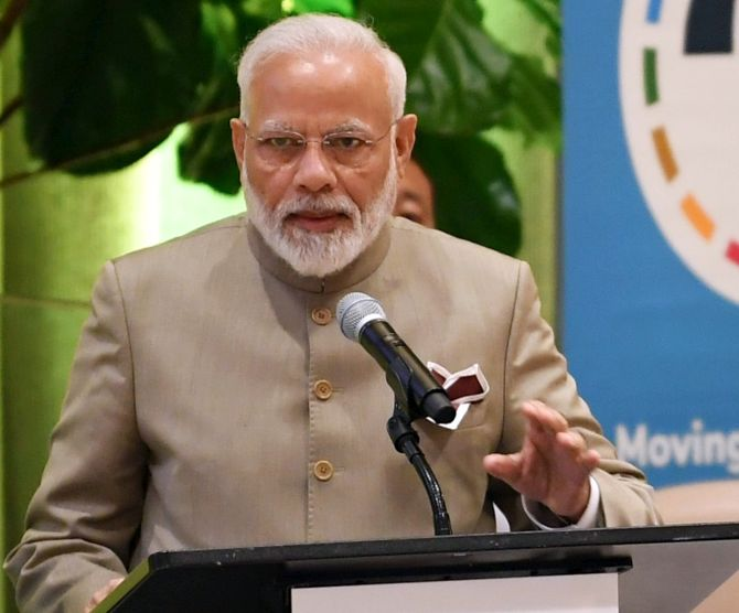 At UNGA, PM Modi takes a veiled dig at China