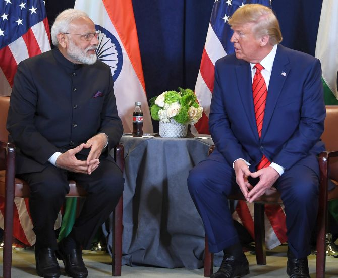 Saving big trade deal with India for later: Trump