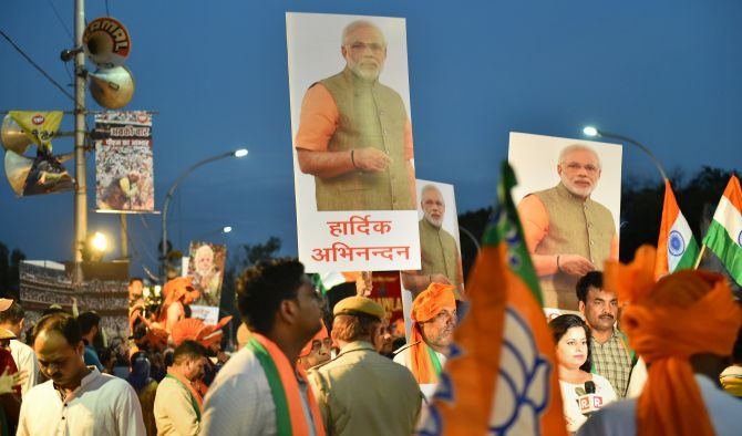 BJP received donations over Rs 700 cr in FY 2018-19
