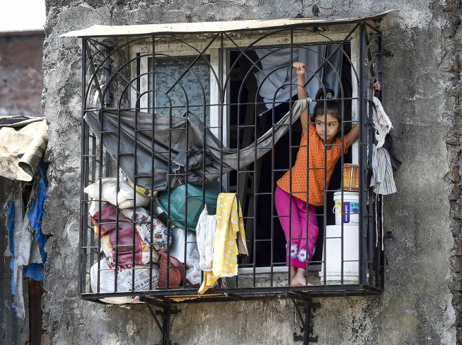 Dharavi holds its breath as coronavirus cases increase