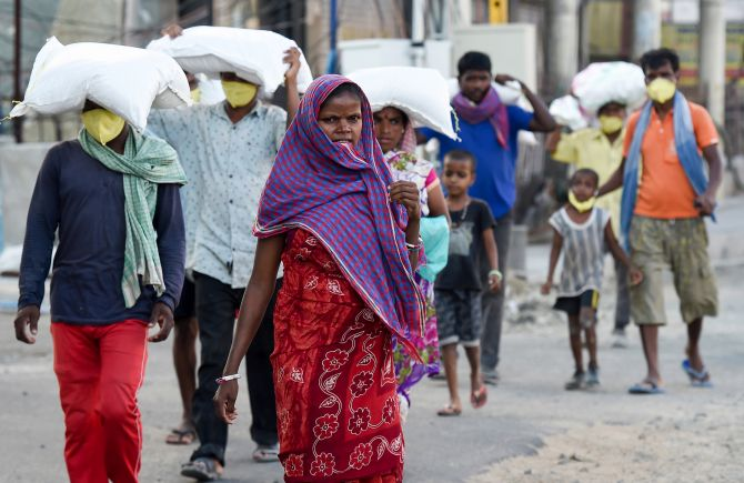 Govt begins to map migrant labour ahead of aid package