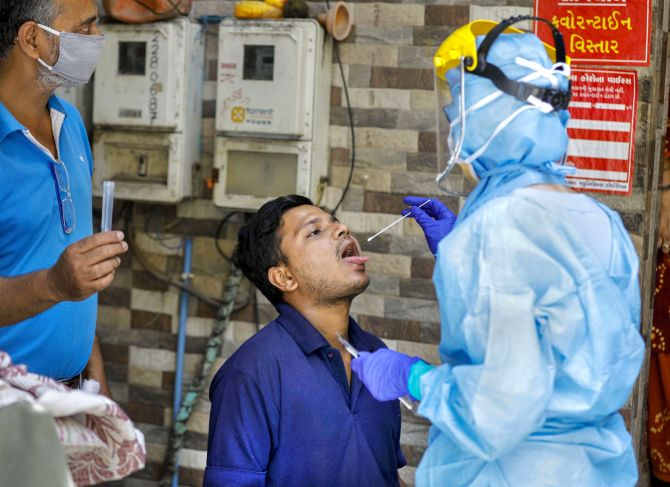 Coronavirus tests should be conducted free of cost: SC