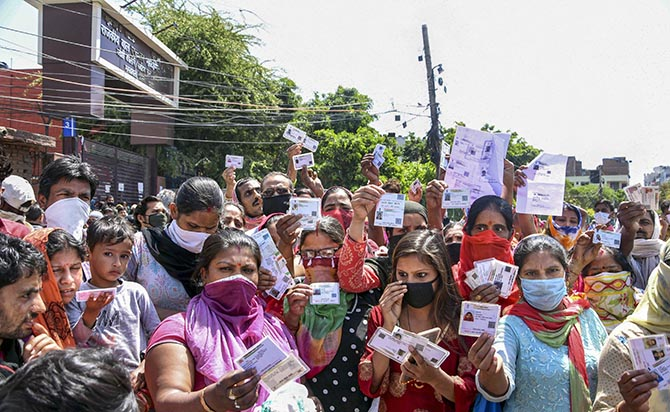 Steep rise in crime against women amid lockdown: NCW