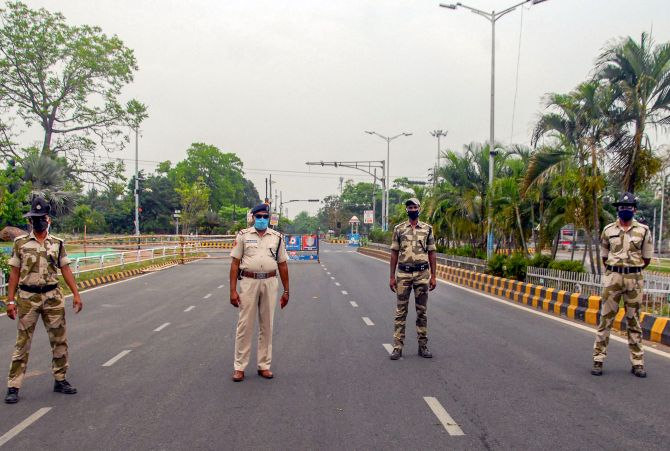 Odisha 1st state to extends lockdown till Apr 30
