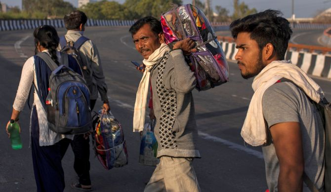 New migrant plan: 12 ministries, 125 days, Rs 50,000cr