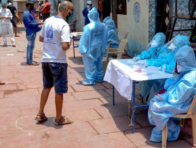 53 journalists test coronavirus positive in Mumbai