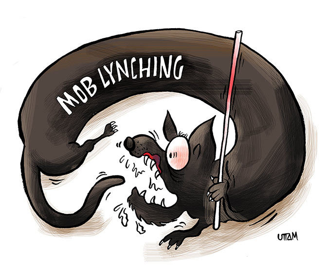 Uttam's Take: Lynching raises its ugly head again