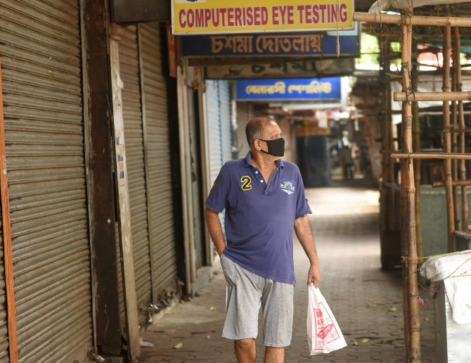 Govt allows shops to open... Conditions applied