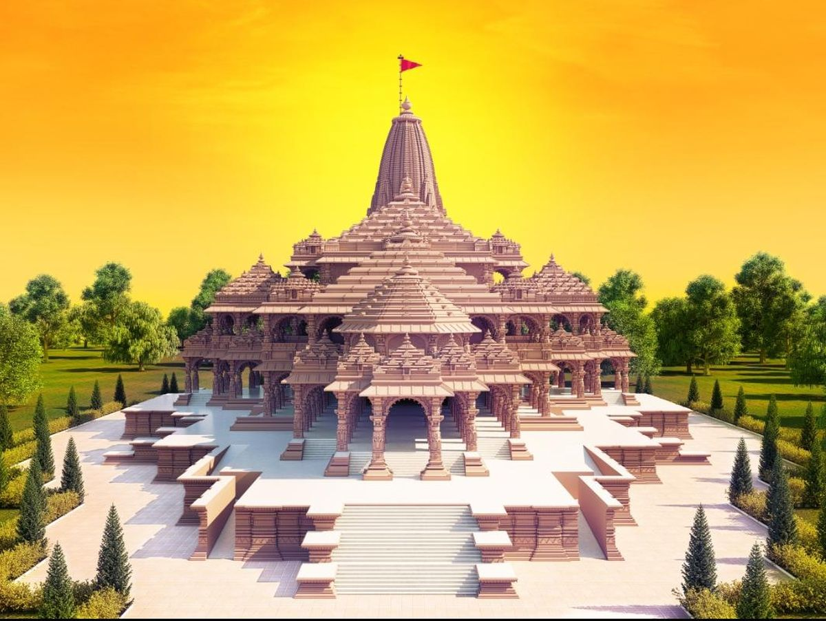Ram Temple Trust defrauded of Rs 6 lakh