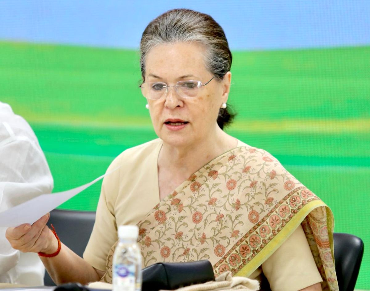 Sonia forms committees on economy, security