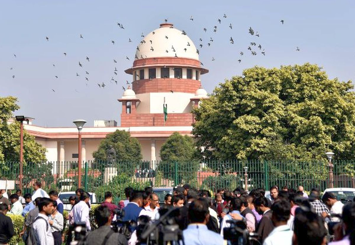 'Criticism of CJI doesn't lower SC's authority'