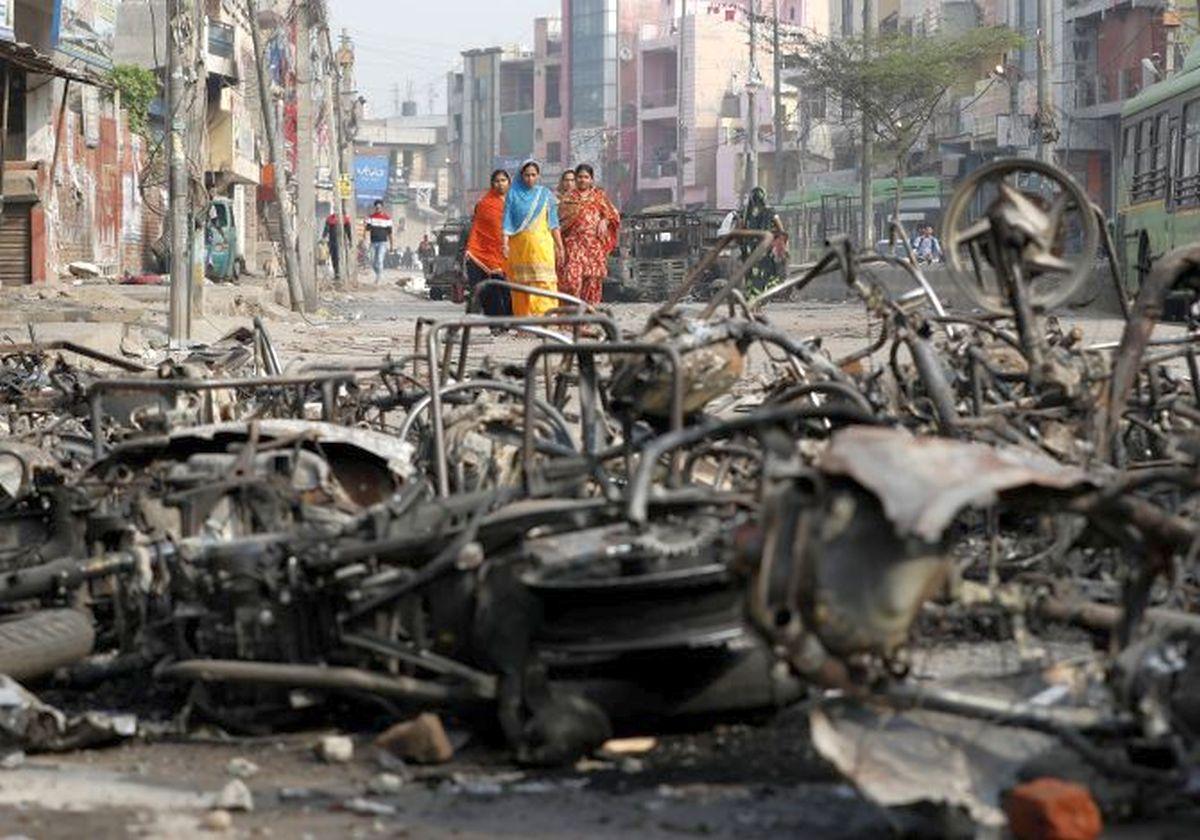 Delhi violence: 'Worst communal riots since partition'
