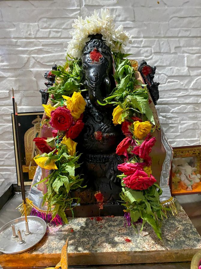 Ganesha pix from readers