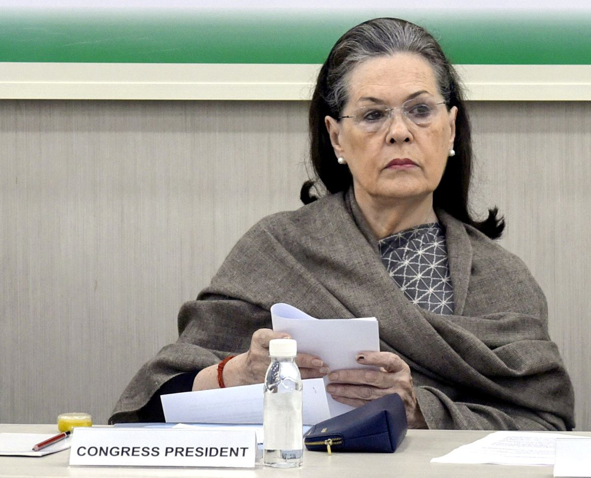 Amid reform calls, Sonia makes key Cong appointments