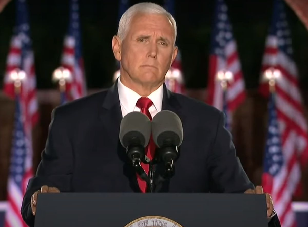 Will Mike Pence steal the election for Trump today?
