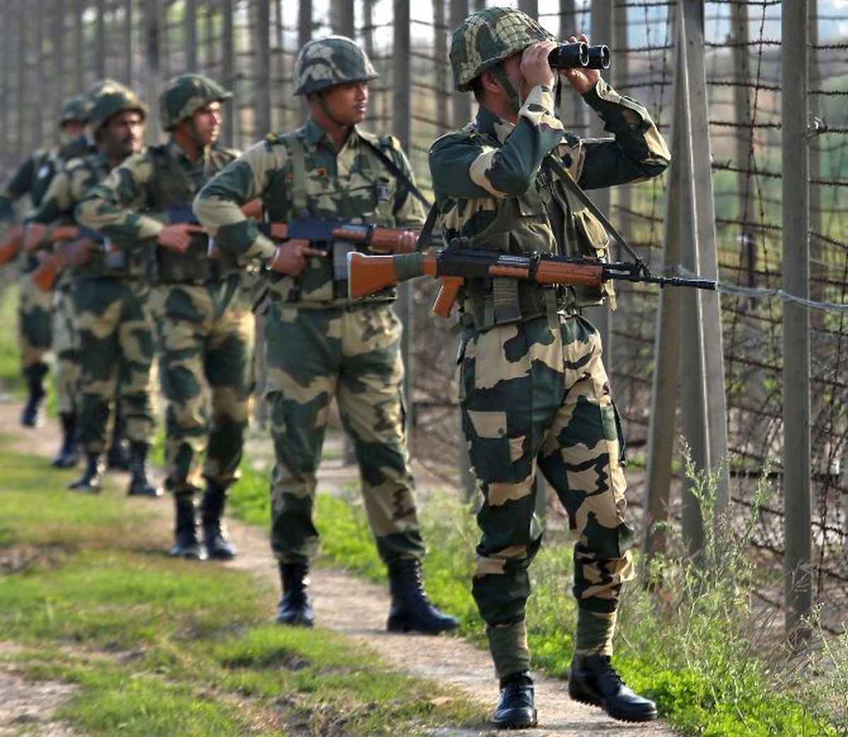 Pak explored new borders for infiltration in 2020: BSF
