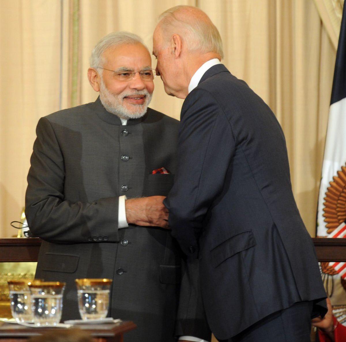 Modi-Biden bilateral talks on Sep 24 at White House