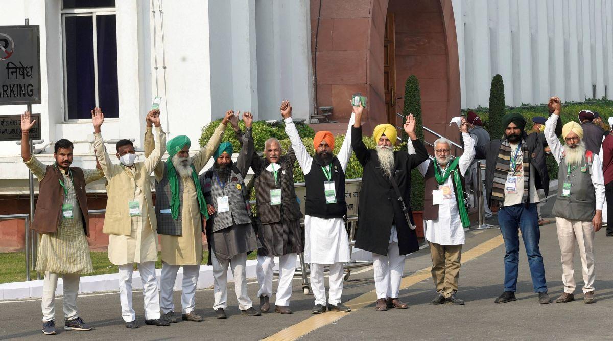 What happened when Amit Shah met farmers' leaders