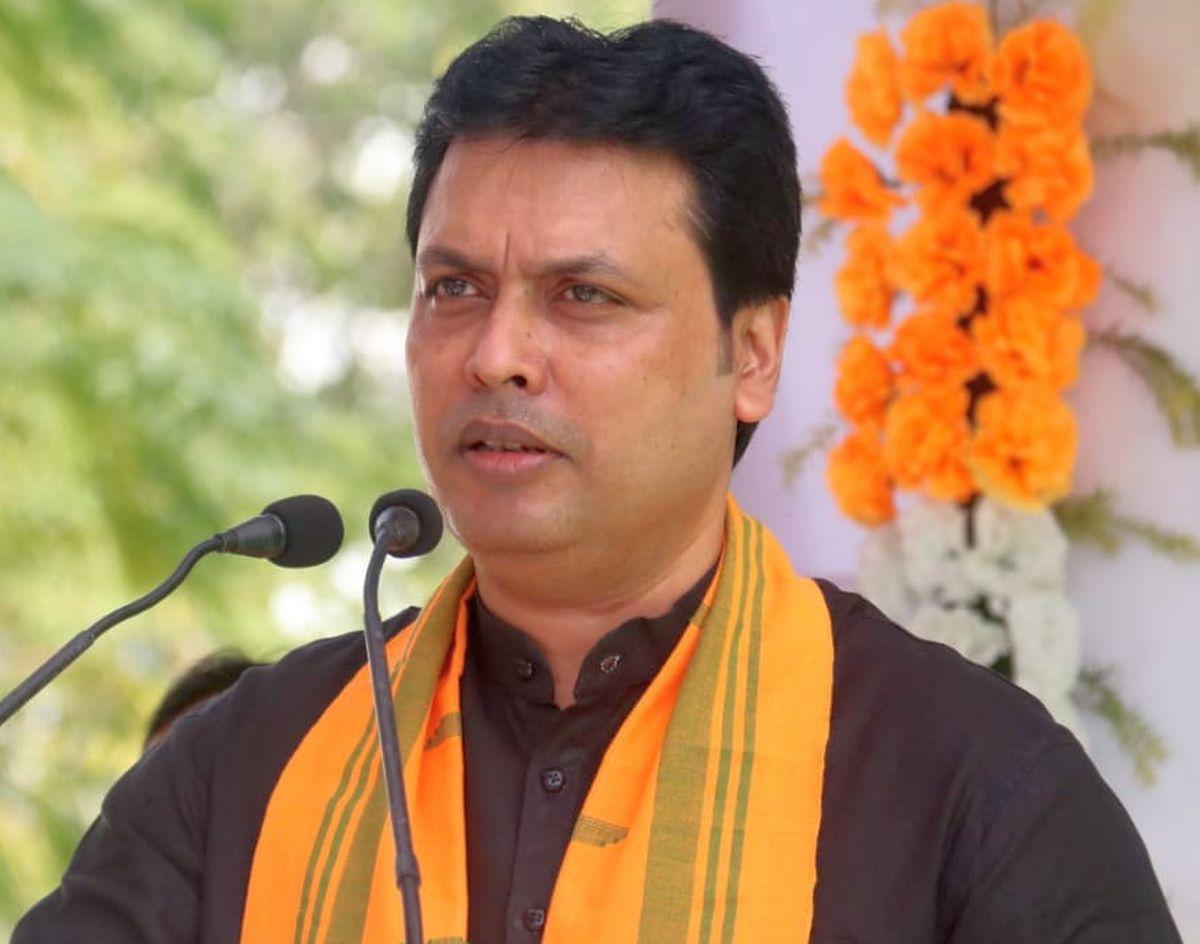 Why BJP's Tripura CM faces rebellion