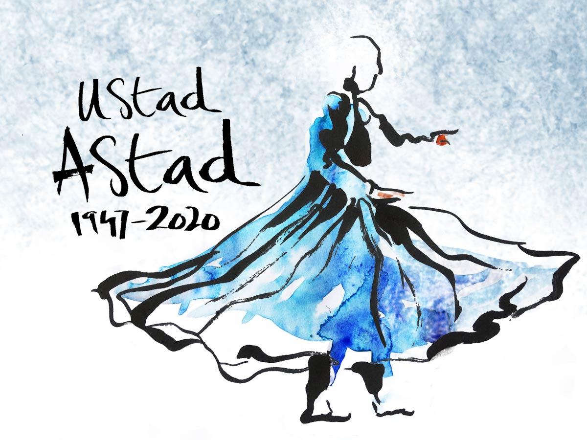 Dom's Take: Ustad Astad