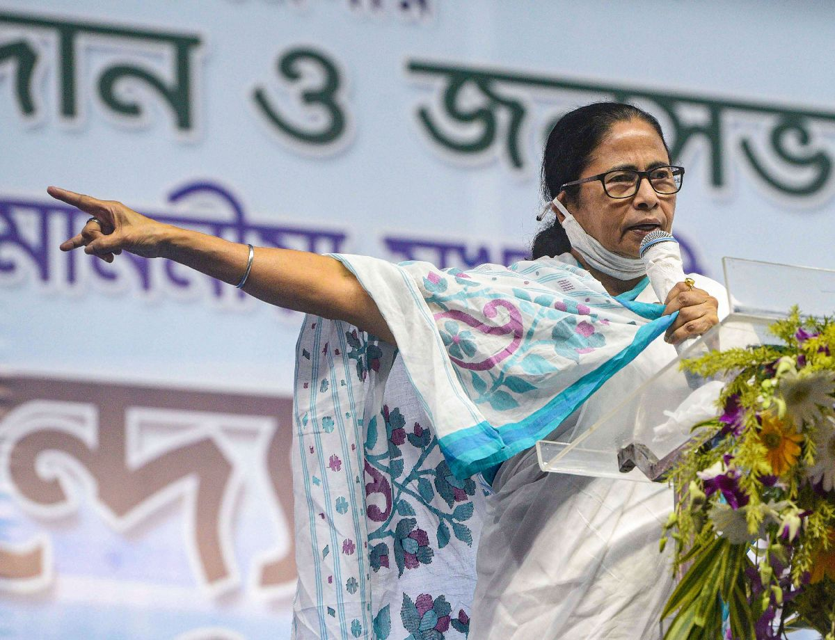 Wrote to PM thrice to withdraw Dhankhar: Mamata