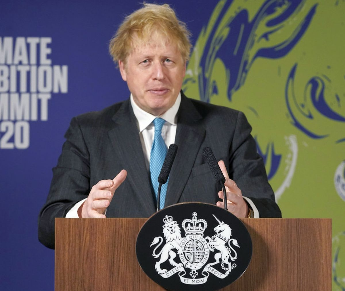 Johnson cancels R-Day visit due to Covid crisis in UK