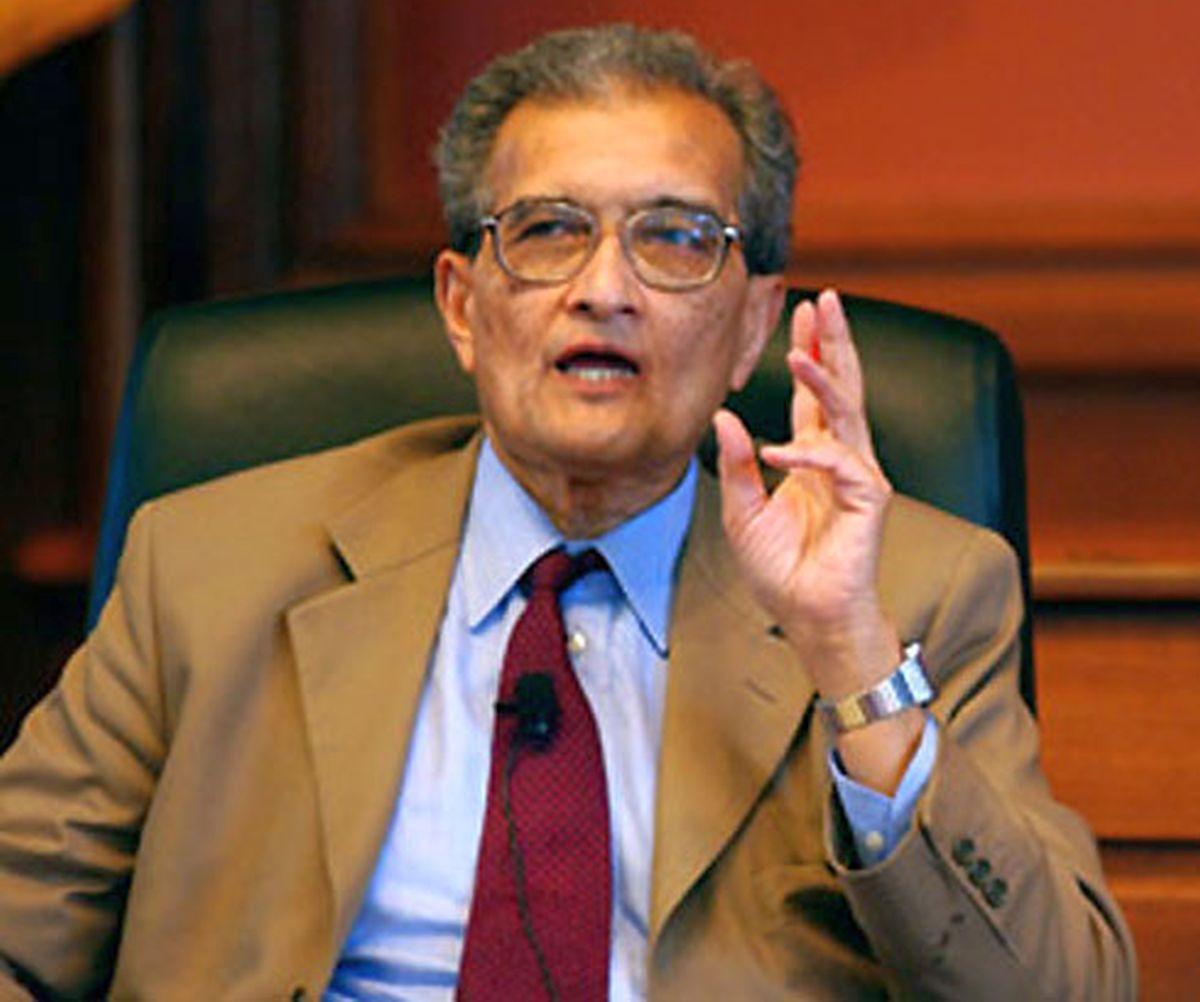 Space for debate shrinking, says Amartya Sen