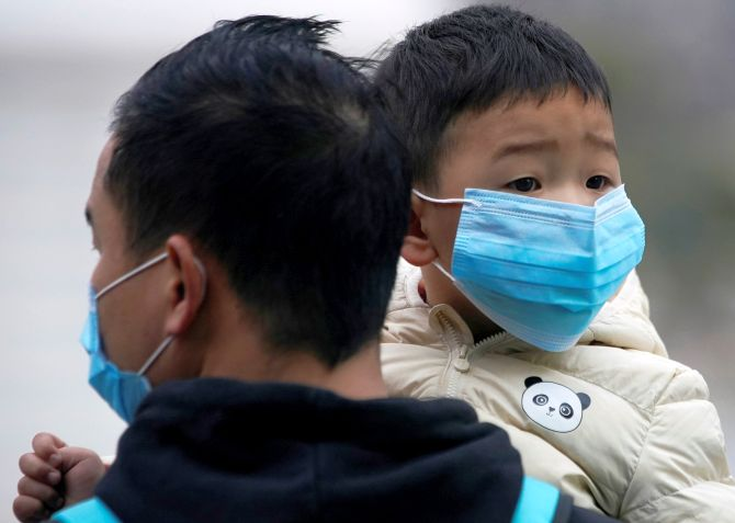 Coronavirus death toll in China climbs to over 1860
