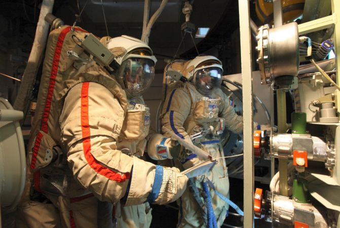 Training of Gaganyaan astronauts in Russia put on hold
