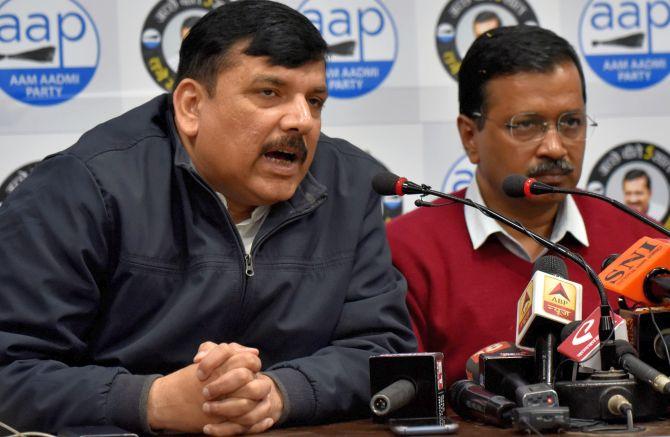 AAP's Sanjay Singh to send 33 migrants home by flights