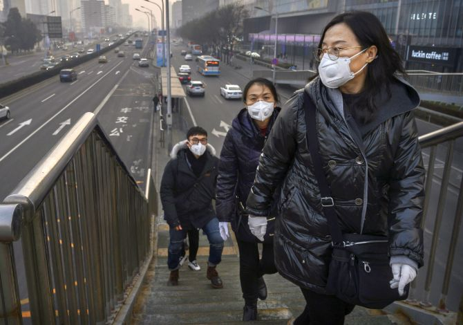 Beijing Covid situation 'extremely severe': Official