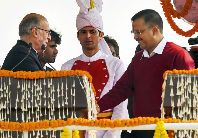 Explained in Charts: How AAP managed Delhi's finances