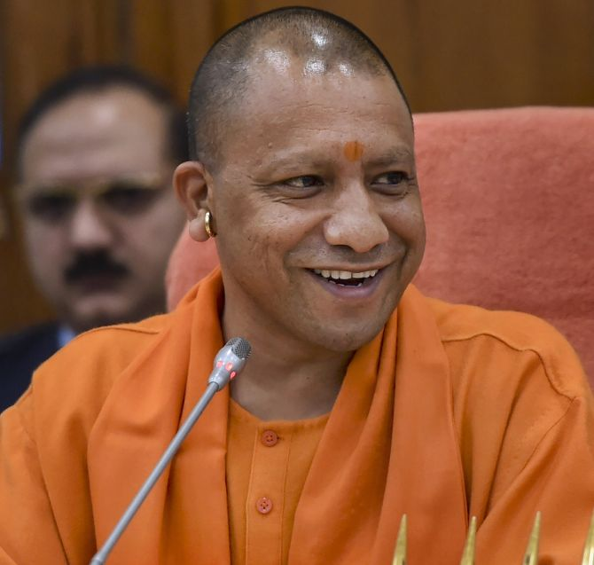 Row over UP CM's 'death wish' remark on CAA violence