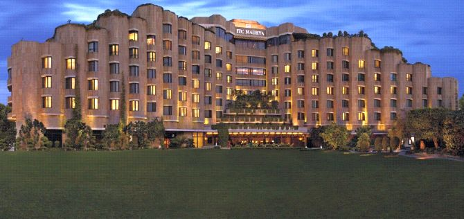 This is where Trump will stay during his India visit